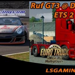 iRacing BSS 16S1 W7 @ Daytona - - - - Euro Truck Simulator 2 Online