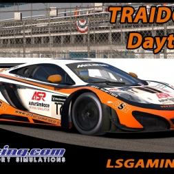 iRacing BSS 16S1 W7 - Traidor x2 - McLaren MP4 12C GT3 @ Daytona