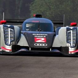 Baseline Setups: Audi R18 TDI Ultra