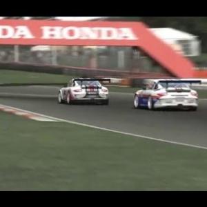 [rFactor 2]  900º Flat6 GT3 Cup @Mid-Ohio (circuit cams) | Race Hotlap | 4K-UHD