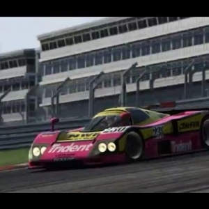 Assetto Corsa: Mazda 787B @ Brands Hatch - Group C Love