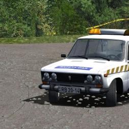 rallyFactor | RSB2014 | Sáta-Királd | Stage II | Safety Car / Zero Car | Balazs Toldi OnBoard