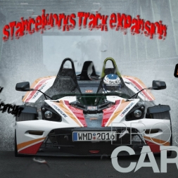 Project Cars - Stanceworks Track Expansion DLC Lets Test [German/Deutsch]