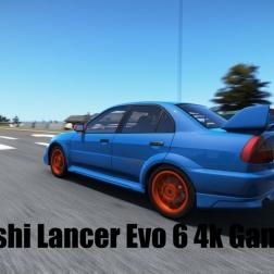 Project CARS / Mitsubishi Lancer Evolution VI / 4K Gameplay