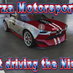 Forza Motorsport 6: Test driving the Nismo (1080p60fps)