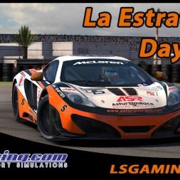 iRacing - 16S1 W7 - La Estrategia - McLaren MP4 12C GT3 @ Daytona