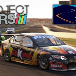 Project CARS | Ford Falcon FG V8 Supercar @ Mount Panorama Bathurst