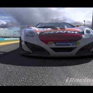 "Iracing Gt3 Daytona  first lap ""BOTTARELLA"" edition-crash"