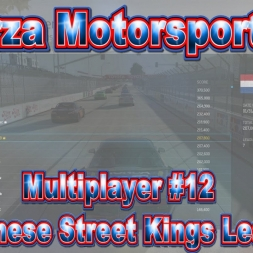 Forza Motorsport 6: Multiplayer #12 (1080p60fps)