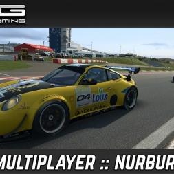Race Room Experience :: GT3 :: Multiplayer :: Nurburgring
