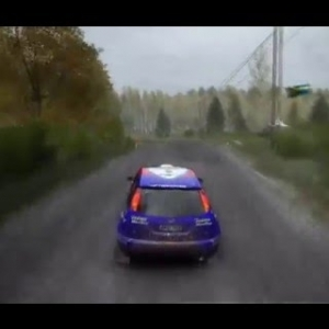 Dirt Rally.Finland.Ford Focus RS 2001-Crazy Speed Run