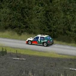 Richard Burns Rally.Skoda Fabia 1.4(2WD) on GB rally