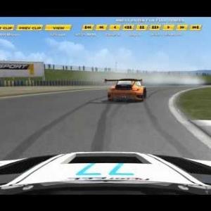 EEC Online GT Sprint S3 R3 - My Race @ Oschersleben