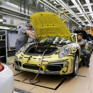 Porsche 911 Production