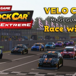 Stock Car Extreme | Race with AI | Mitsubishi Lancer Cup RS @ Velo Cittá Circuit