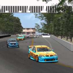 RDTCC S10 | Round 1 - Adelaide Street Circuit