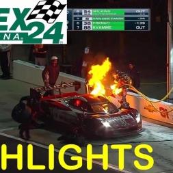 24H DAYTONA HIGHLIGHTS | Crashes And Fails [HD]