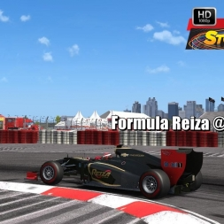 Formula Reiza @ Edmonton Driver's View - Stock Car Extreme 60FPS