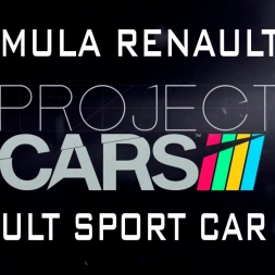 Project Cars | Formula Renault 3.5 @ Montmelo | Renault Sport Car Pack