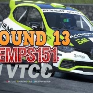 VTCC ROUND 13, Snetterton 300: Demps151