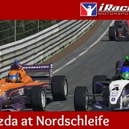 iRacing Star Mazda at Nurburgring Nordschleife