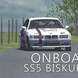 rallyFactor Hungarian Rally Championship 2015 | Barum Rally | SS5 Biskupice | Balazs Toldi OnBoard
