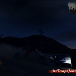 DiRT Rally Greece Fourketa Kourva Evo X G25 wheel cam 60fps