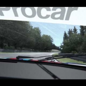 Assetto Corsa - BMW M1 Procar onboard at Spa
