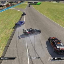 Grand Touring Cup 2016 Season 1 Week 8 Daytona Raceway Road Course