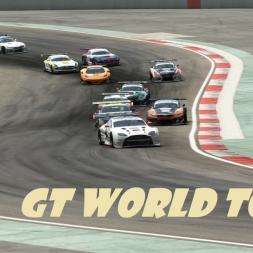 Apex Stalkers GT World Tour: GT3 @ Dubai Highlights