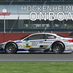 GTR-Masters | RaceRoom | DTM2013 | Hockenheimring | Balazs Toldi OnBoard