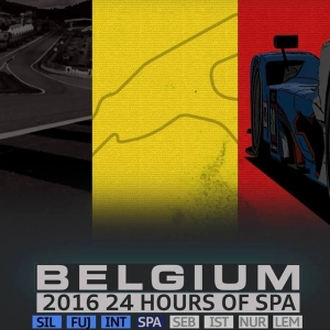 VEC 24 Hours of Spa