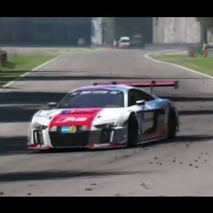 Project Cars | Machine Dojo Audi R8 Ultra 2015 | Monza GP