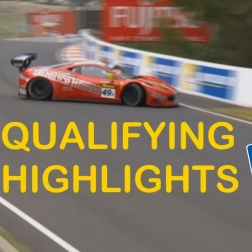 12H BATHURST 2016 QUALIFYING HIGHLIGHTS | Crashes And Fails [HD]