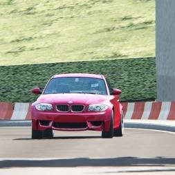 Assetto Corsa | Trento Bondone Hill Climb | BMW 1M | OnBoard
