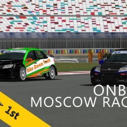 PSRL-VSR Lada Granta Cup 2014   Moscow Raceway   R2   Balazs Toldi OnBoard