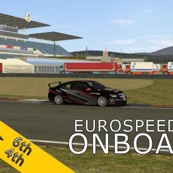 VSR HTCC 2015 | Eurospeedway Lausitzring | Balazs Toldi OnBoard