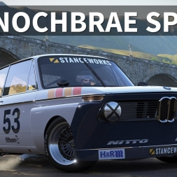 BMW 2002 StanceWorks @ Bannochbrae Sprint | Take the bull by the horns | Project CARS [T300RS]