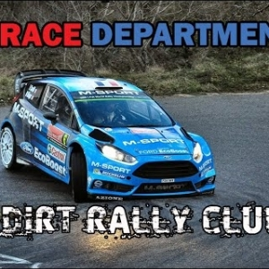 Race Department Dirt Rally Club - Monte Carlo Rally - SS7
