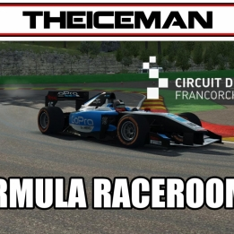 RaceRoom Racing Experience | Formula Raceroom 2 @ Spa-Francorchamps