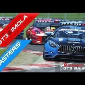 GTR-Masters AC GT3 - Imola