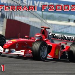 Assetto Corsa: Ferrari F2002 - Episode 81
