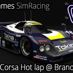 F1Simgames Assetto Corsa  Mazda 787B @ Brands Hatch