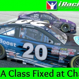 iRacing Nascar Class A fixed at Charlotte