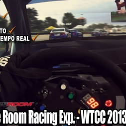 Raceroom Racing - Honda Civic WTCC 2013 em Mid-Ohio