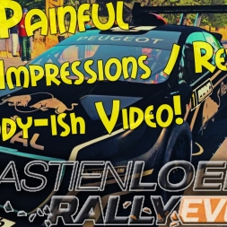 My Painful First Impressions Review of Sebastien Loeb Rally EVO a Parody -ish video.