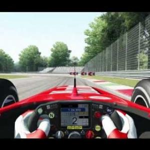 F2002 Monza !