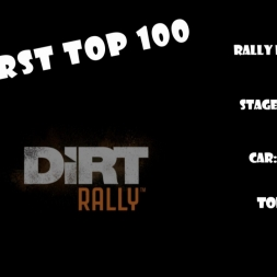 Dirt Rally - Top 100 stage kotajarvi