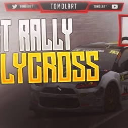 RX content feels amazing! Lydden Hill Shootout [DiRT Rally]