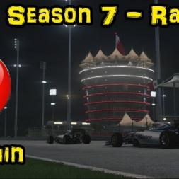 F1XL Season 7 Race Highlights - Round 12: Bahrain